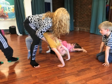 animal and chair yoga  yoga member articlelin bridgeford
